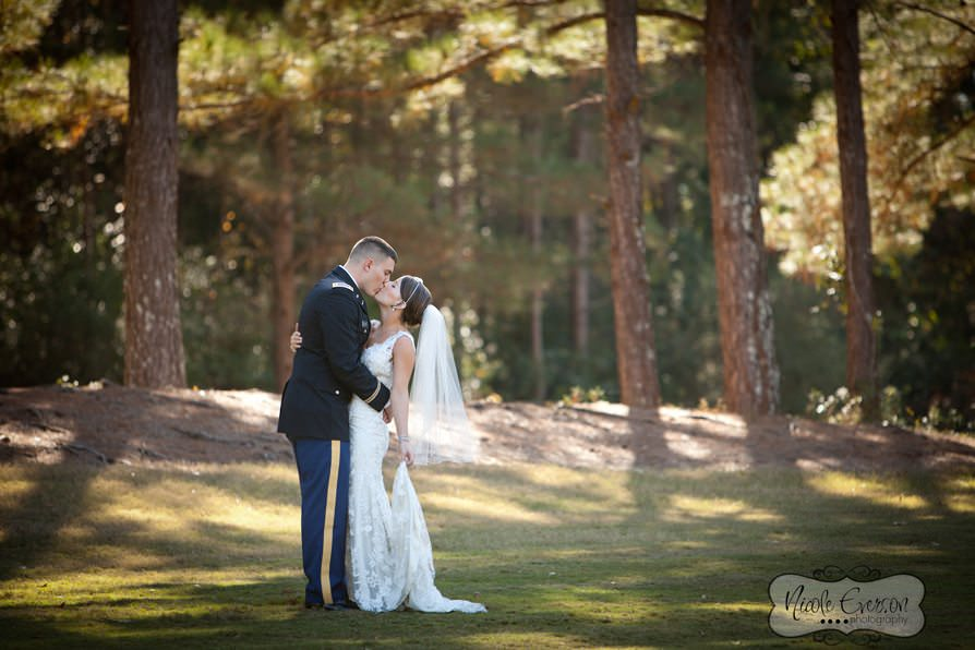 Tallahassee Fl Outdoor Wedding Photography