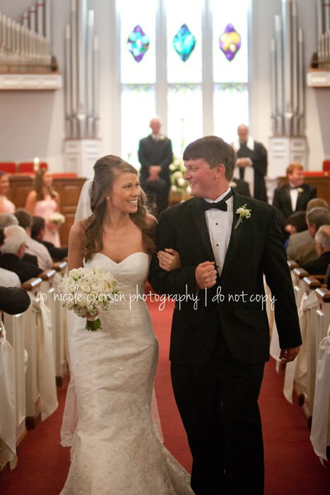 Defuniak Classic Church Wedding