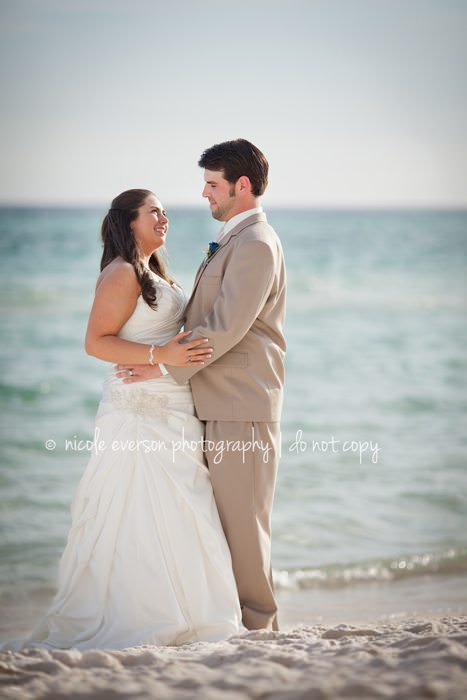 Beth Amp Gary Panama City Beach Florida Wedding Photographer