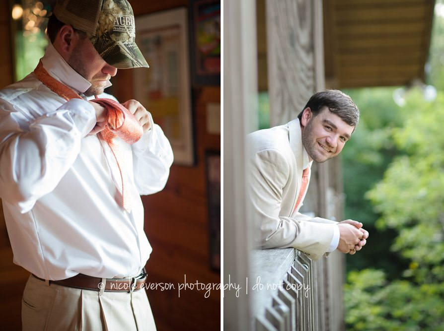Holly & Brett | Auburn Alabama Wedding Photographer
