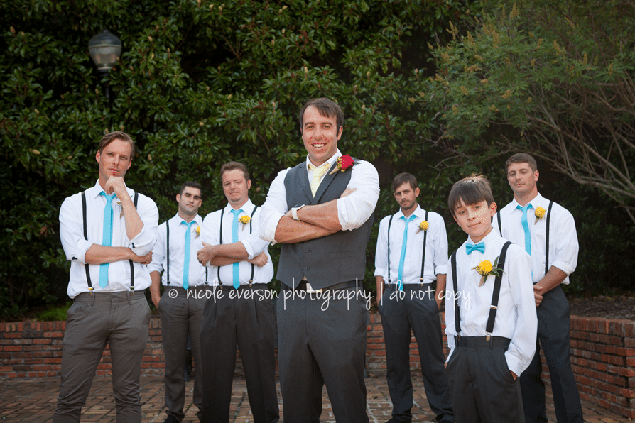 Tallahassee FL McClay Gardens Wedding Photographer