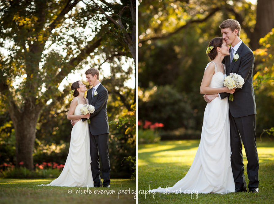 Wiregrass Area Botanical Gardens Dothan Alabama Wedding Photographer