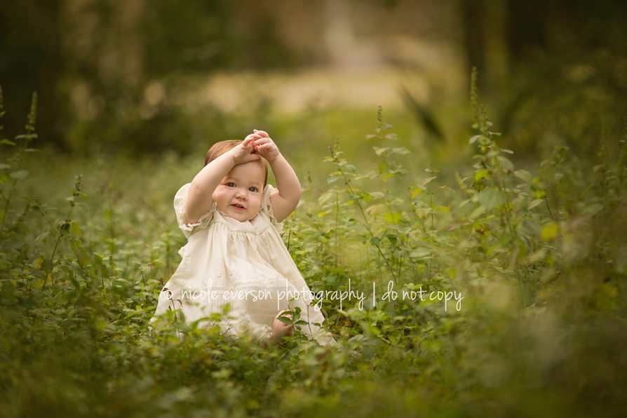 Little Monkey | Florida Baby Photographer