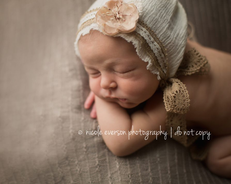 Sweet Baby | Panama City Florida Newborn Photographer